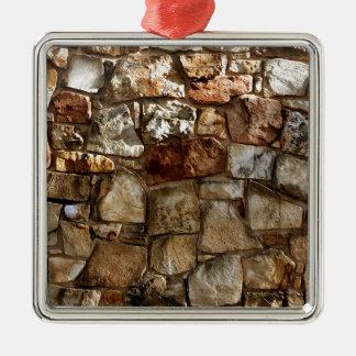 Adorno Metálico Piedras