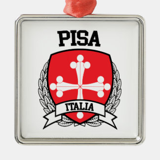 Adorno Metálico Pisa