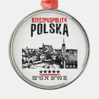 Adorno Metálico Polonia