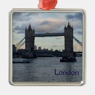Adorno Metálico Puente de la torre, Londres