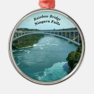 Adorno Metálico Puente del arco iris, Niagara Falls
