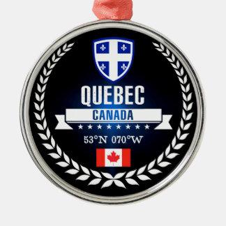 Adorno Metálico Quebec