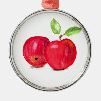 Adorno Metálico Regalo con sabor a fruta del jardinero de la