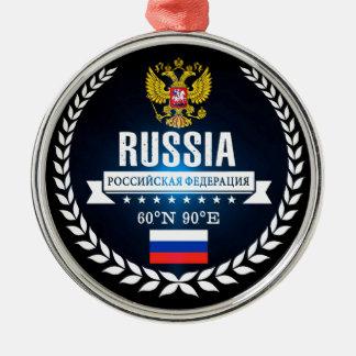 Adorno Metálico Rusia