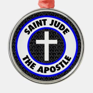 Adorno Metálico Santo Jude el apóstol