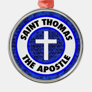 Adorno Metálico Santo Tomás el apóstol