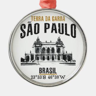 Adorno Metálico São Pablo