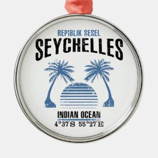 Adorno Metálico Seychelles