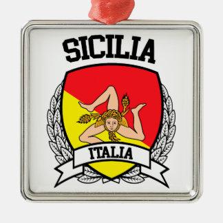 Adorno Metálico Sicilia