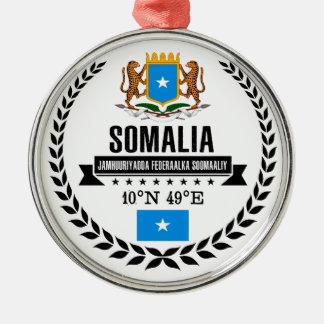 Adorno Metálico Somalia