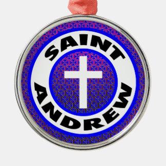 Adorno Metálico St Andrew