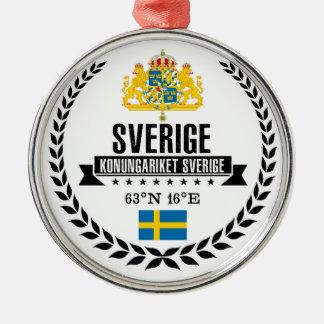 Adorno Metálico Suecia