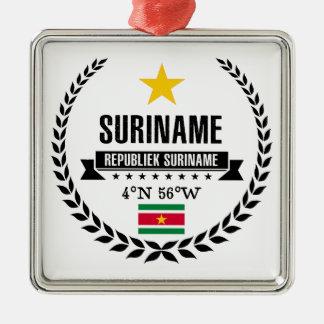 Adorno Metálico Suriname