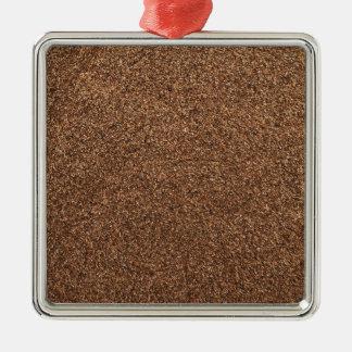 Adorno Metálico textura de la pimienta negra