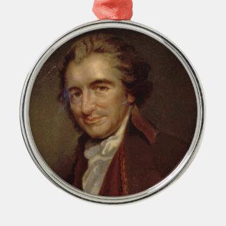 Adorno Metálico Tom Paine