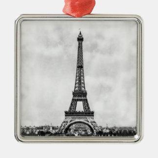 Adorno Metálico Torre Eiffel París Francia