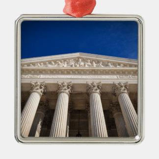Adorno Metálico Tribunal Supremo de los Estados Unidos
