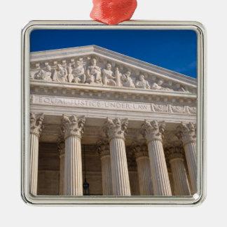 Adorno Metálico Tribunal Supremo de los Estados Unidos de América