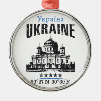 Adorno Metálico Ucrania