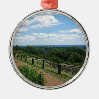 Adorno Metálico Una visión desde Monticello