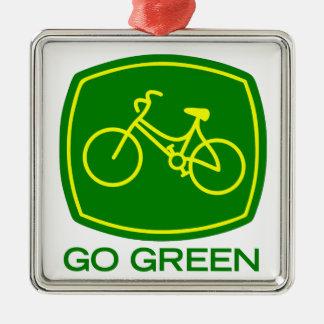 Adorno Metálico Va el verde