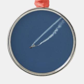Adorno Metálico Vuelo 3 del tifón de Eurofighter