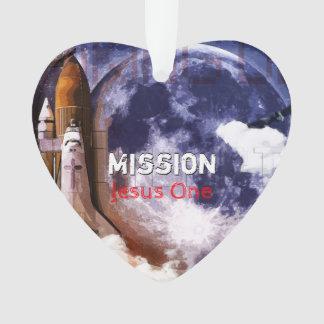 Adorno Misión Jesús uno