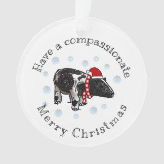 Adorno Navidad compasivo