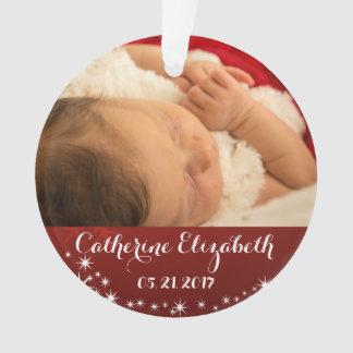 Adorno Navidad del bebé