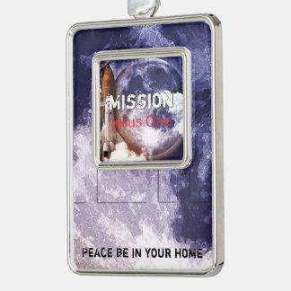 Adorno Navideño Misión Jesús uno