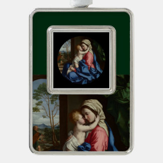 Adorno Niño de Cristo que abraza a su madre