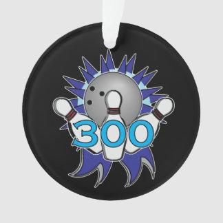 Adorno Nombre y equipo de 300 cuentas que rueda