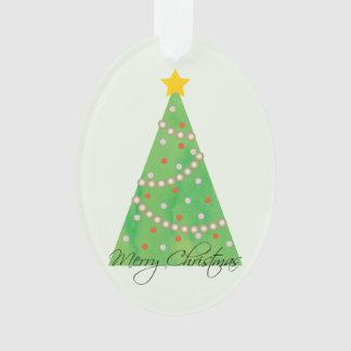 Adorno Oh árbol de navidad