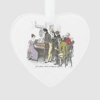 Adorno Orgullo y perjuicio - Elizabeth Bennet se realiza