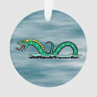 Adorno Serpiente de mar