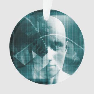 Adorno Tecnología futurista de la ciencia médica como