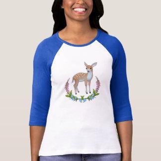 Adule en camiseta de los Foxgloves