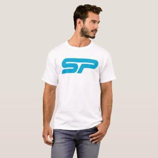 ADULTO de la camiseta de la crepe de los deportes