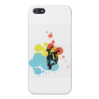 Adv que montan Colorfull iPhone 5 Protectores