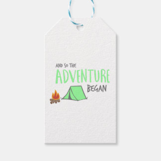 adventurebegan etiquetas para regalos