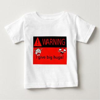 ¡Advertencia! _ Camiseta