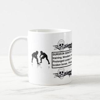 Advertencia general de Surgean Taza De Café