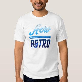 Aero--Astro Camisetas