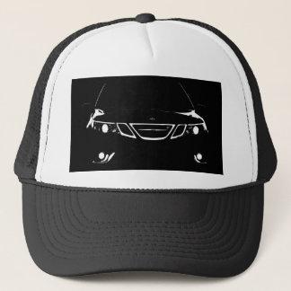 Aero- gorra del camionero de Saab 9-3