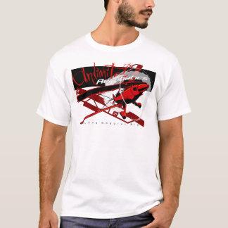 Aeroplano aeroacrobacia ilimitado especial de camiseta