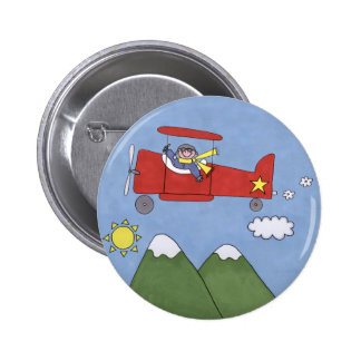 Aeroplano Pin