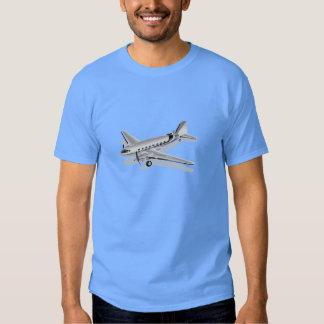 Aeroplano de Douglas DC-3 Camisas