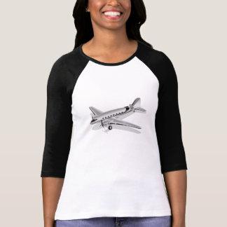 Aeroplano de Douglas DC-3 Camiseta