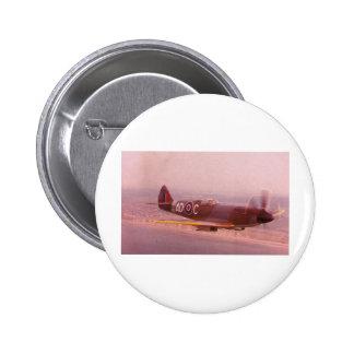 Aeroplano del Spitfire de Supermarine Pins