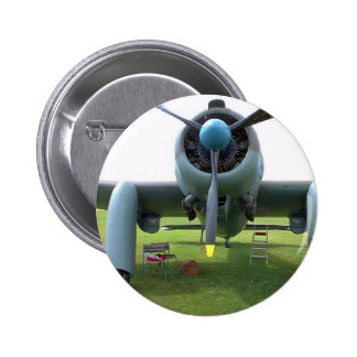 AEROPLANO SAABA7 PINS